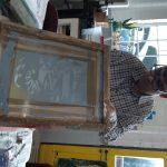 Screenprinting at Artspace Cinderford